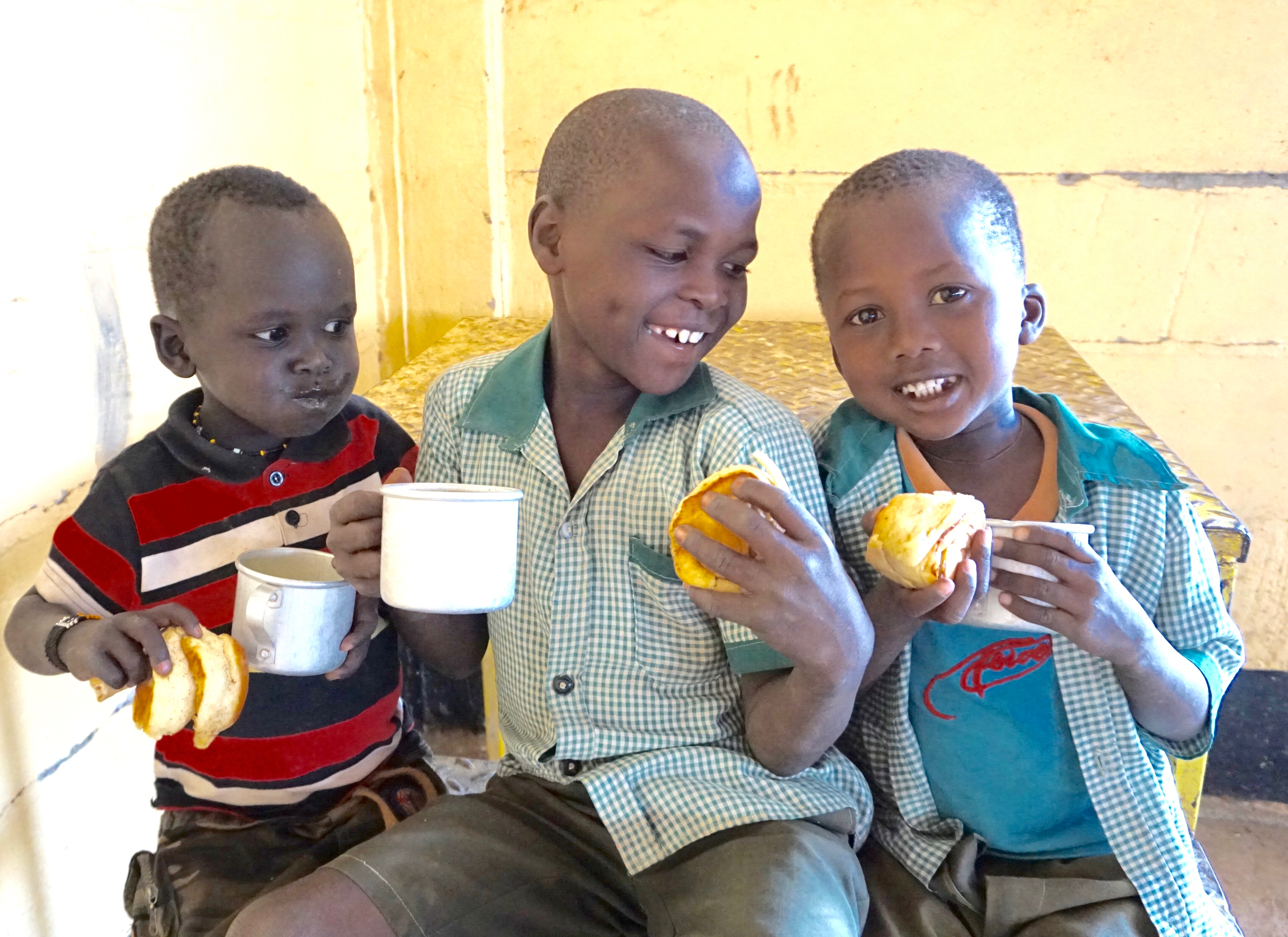 Sverige/Kenya: Ett stort kalas