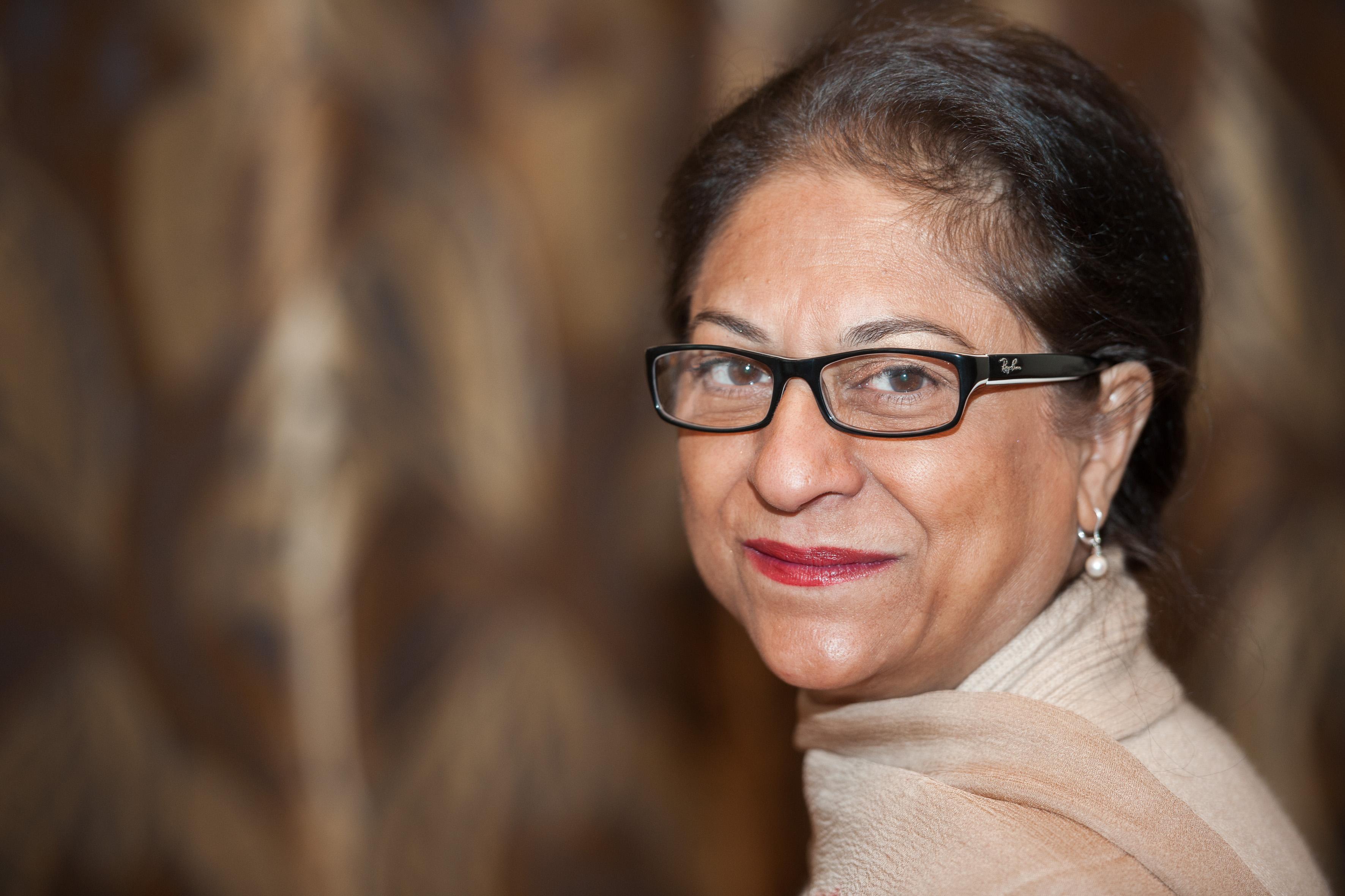 """Pakistan: """"Jag kan bidra till förändring!"""""""