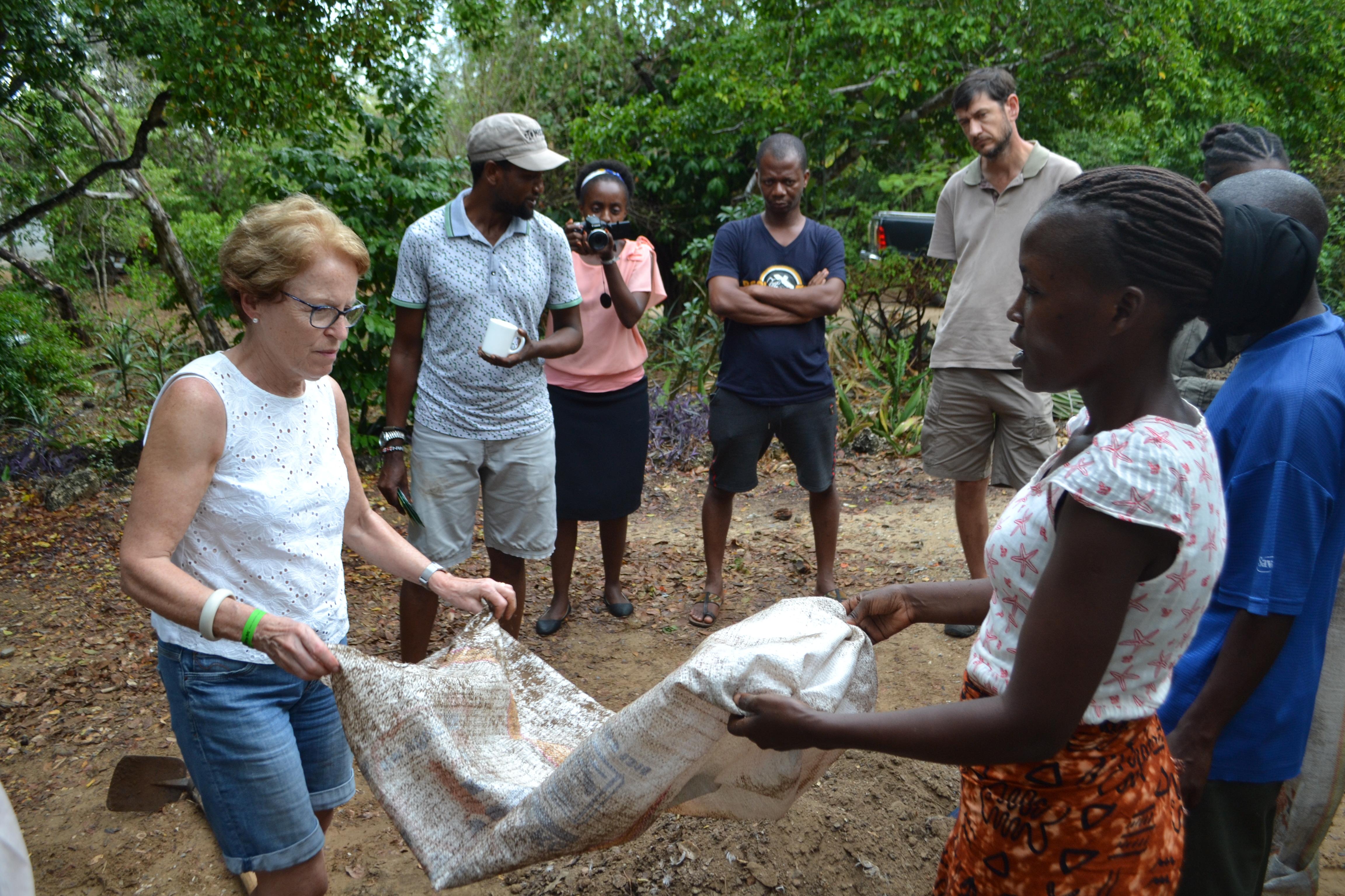 Uganda/Kenya: Alla kan odla