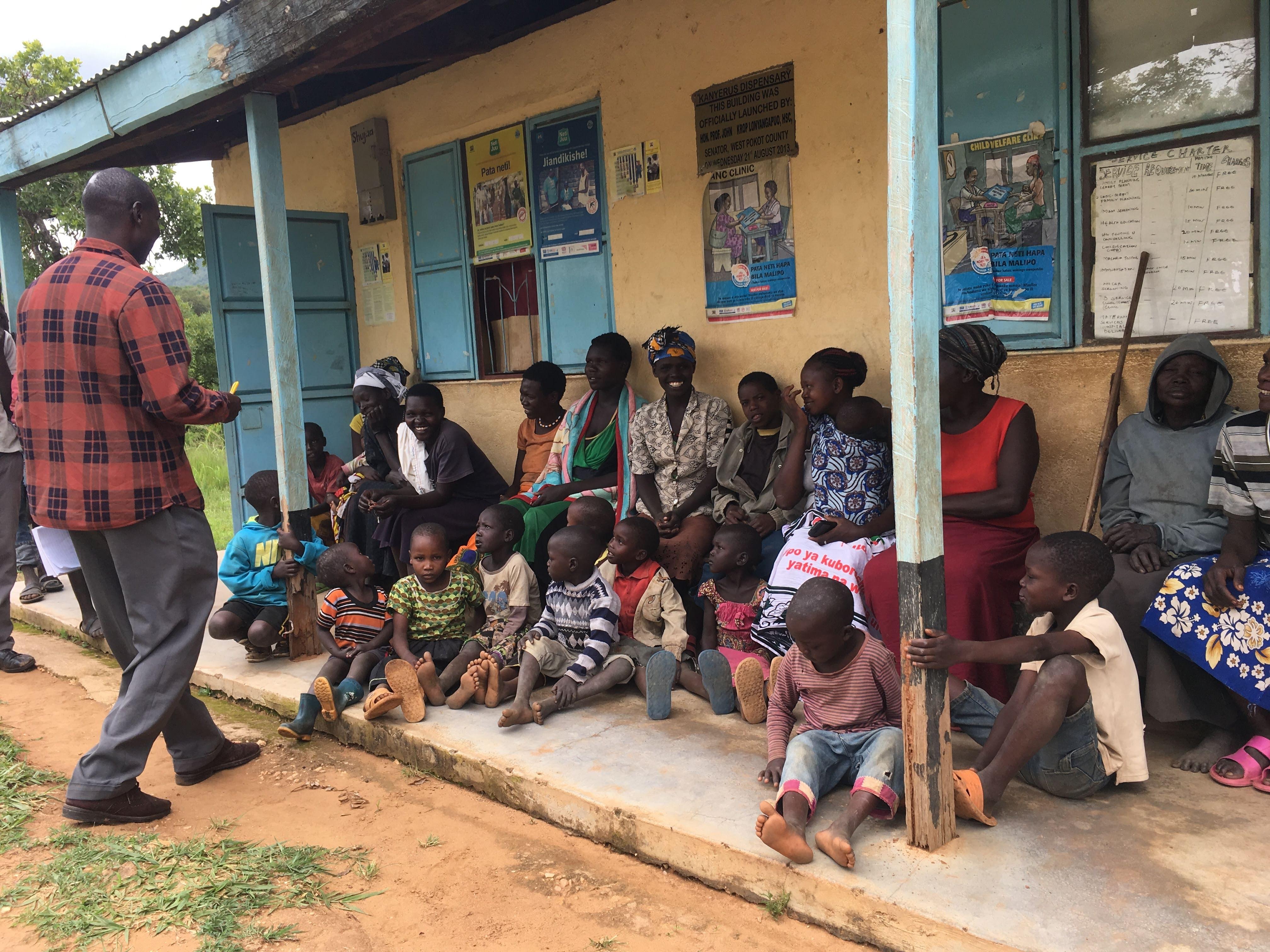 Kenya: Läkare i jeep
