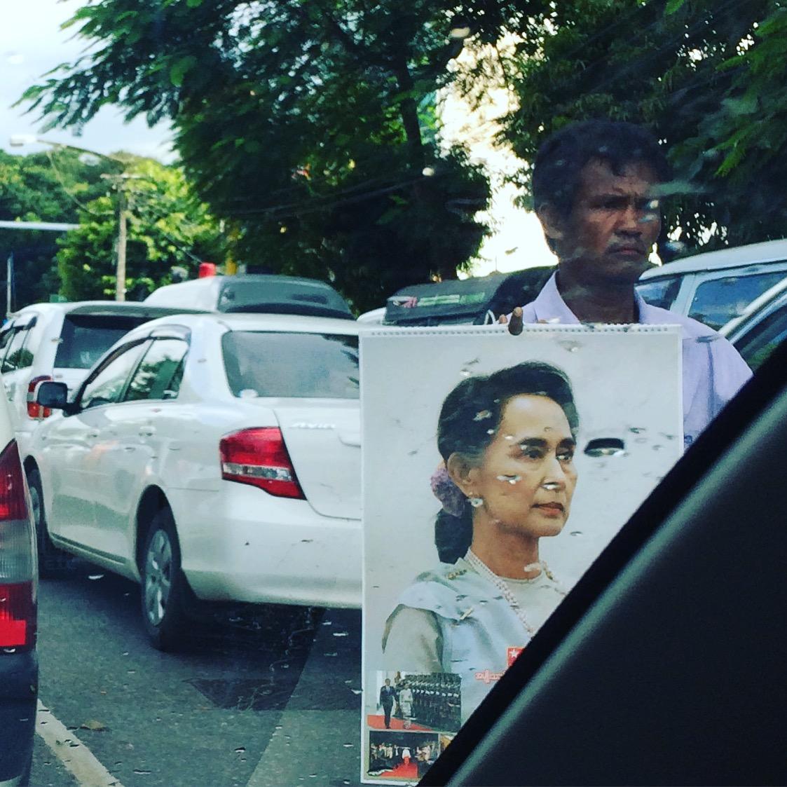 Myanmar: Tillsammans för fred