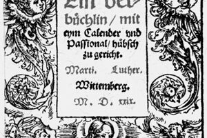 Martin Luther -- pedagogisk revolution