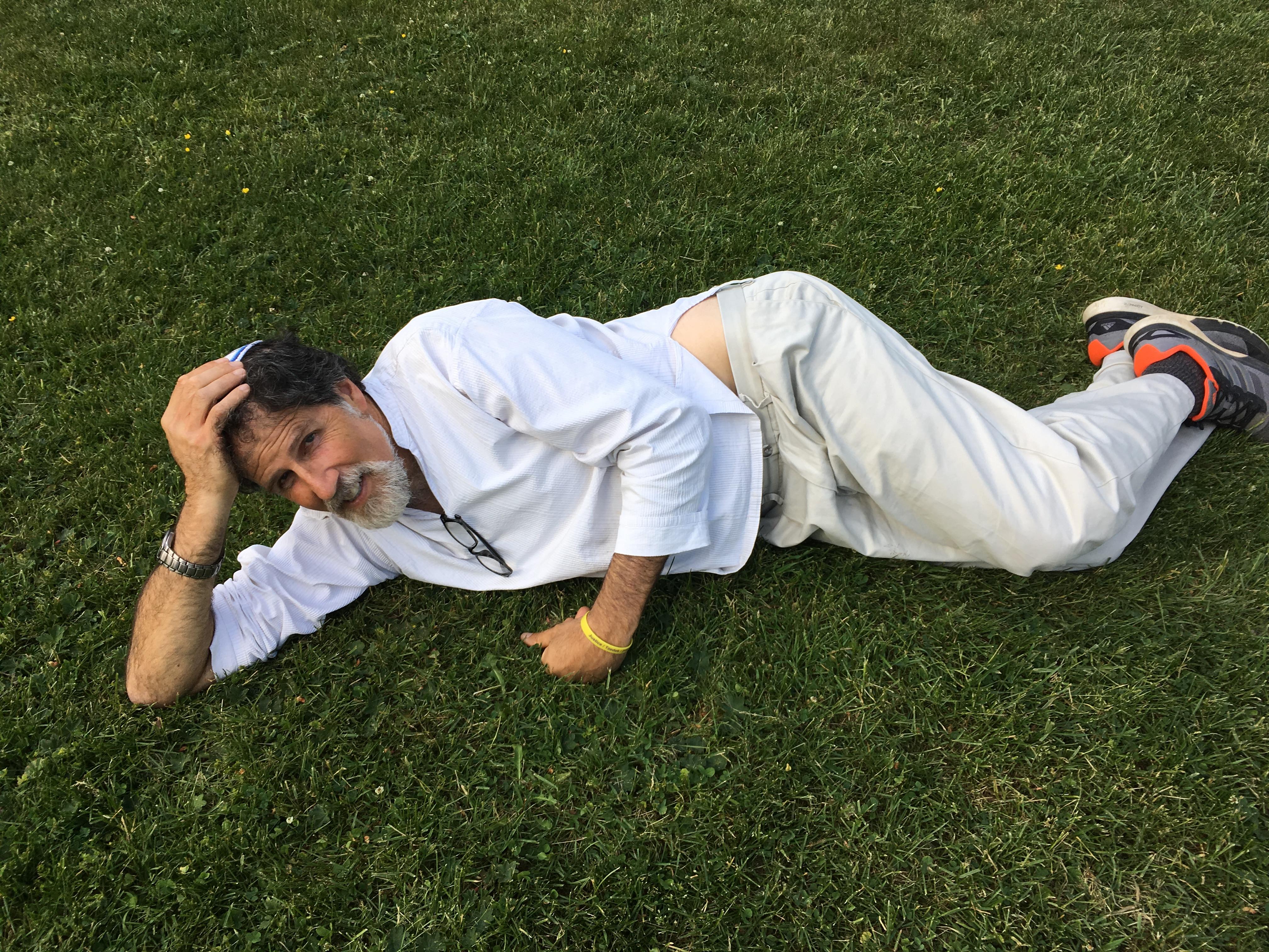 Israel/Palestina/Sverige: Vila i gräset