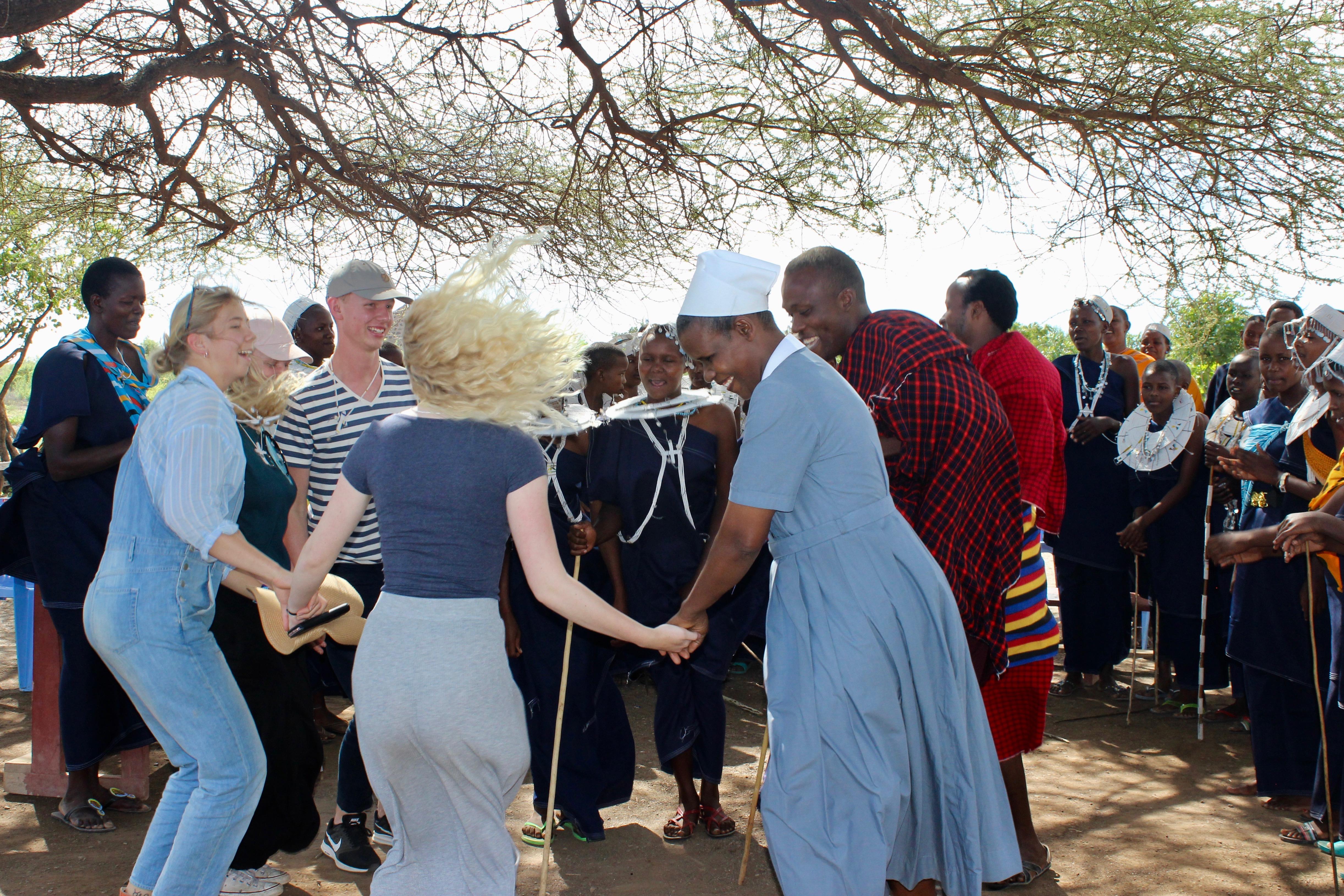 Tanzania/Sverige: Fördjupad gemenskap