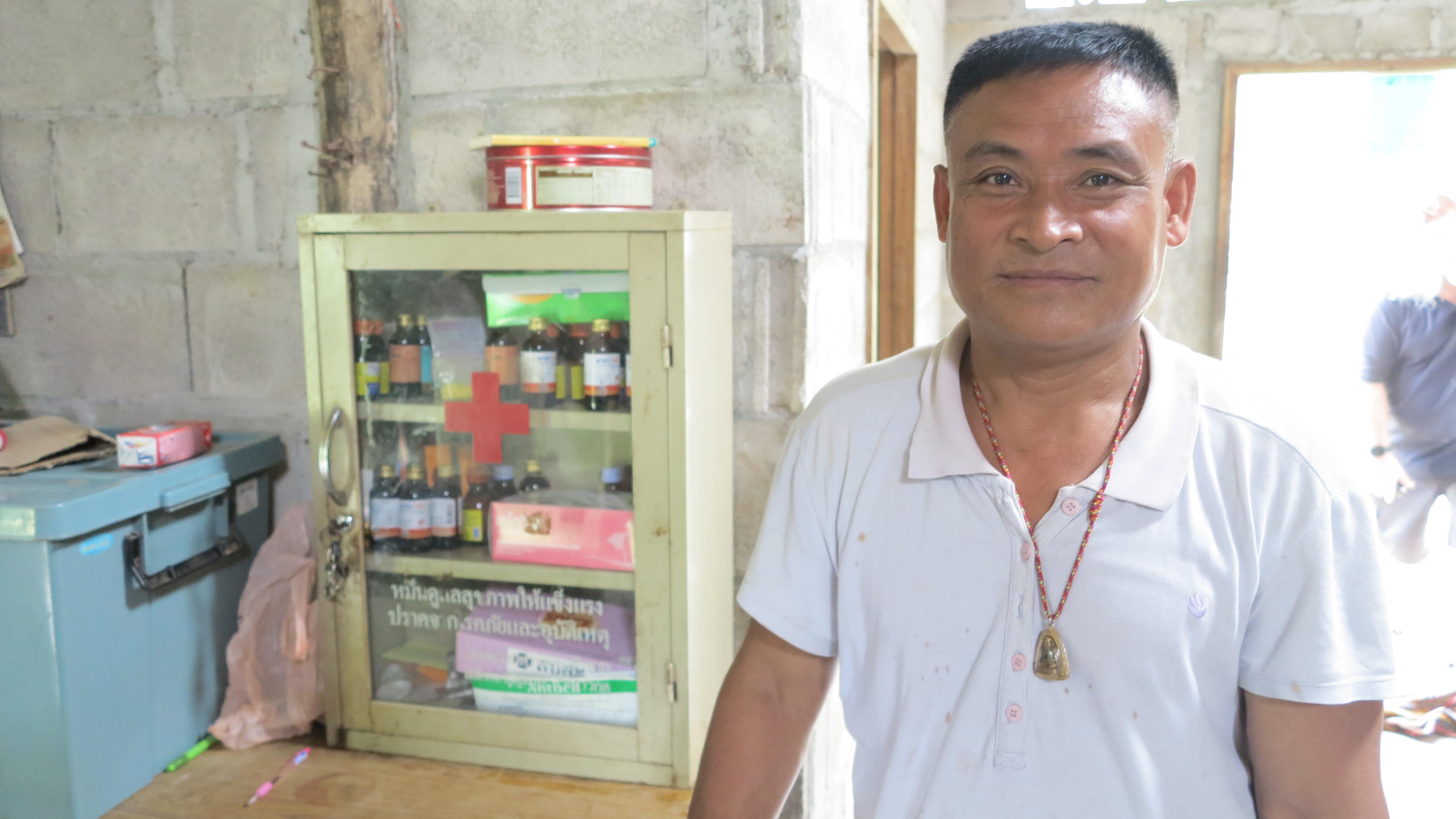 """Thailand/Kambodja: """"Liten och farlig"""""""