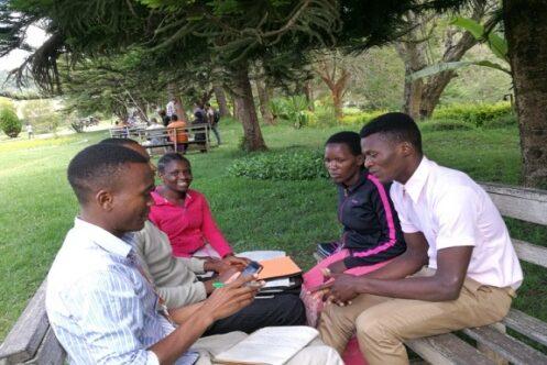 Tanzania: Volontär blir handledare