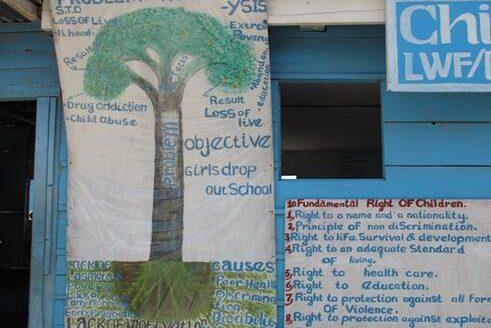 Djibouti: Trädanalys
